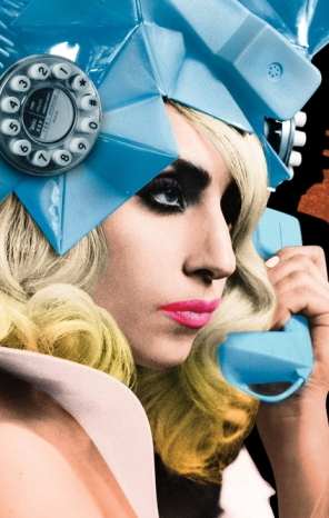 Lady+Gaga+telephone